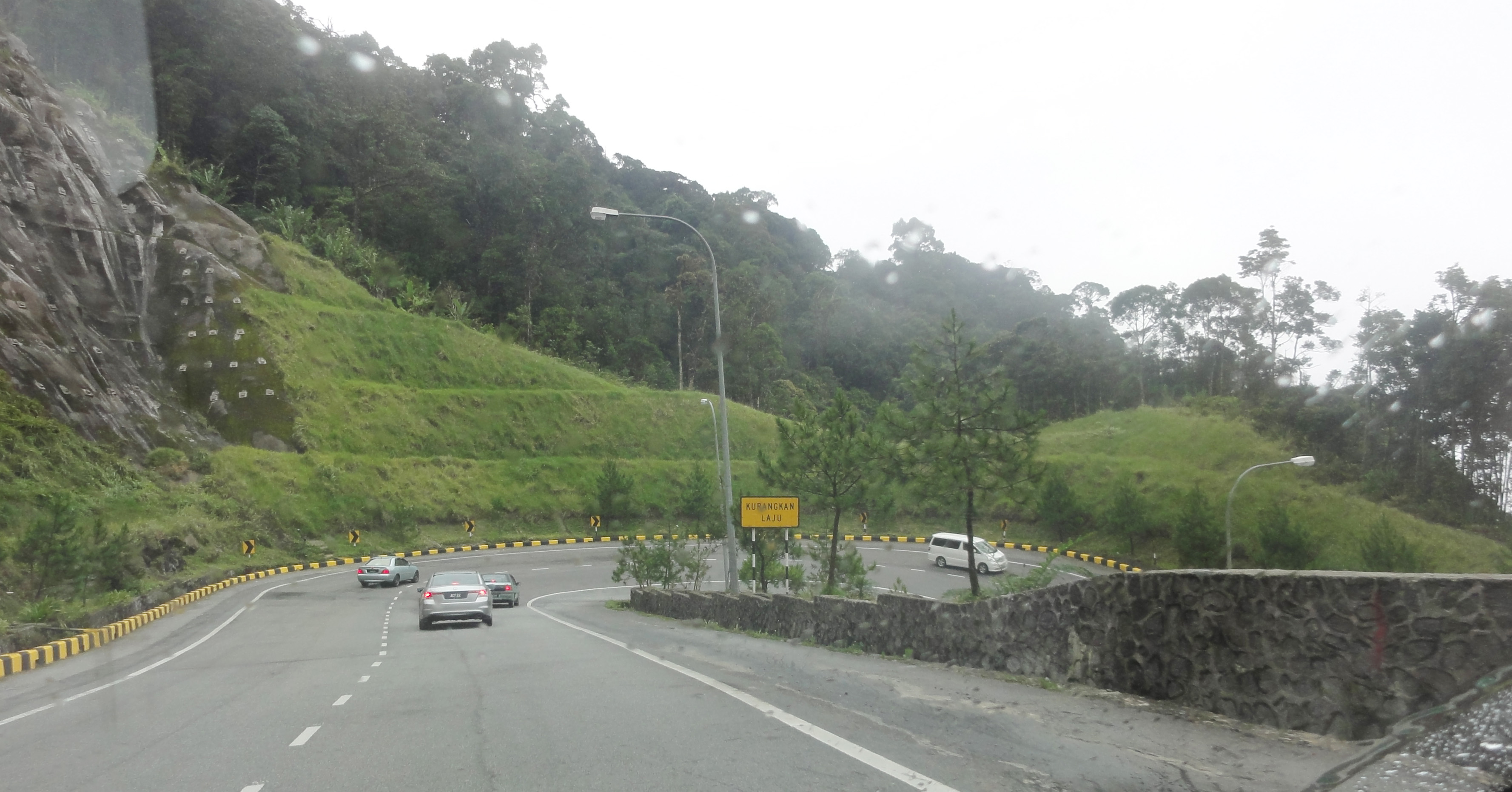 genting highland weather