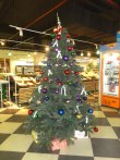 Christmas tree at Presto grocery store, Shah Alam, Malaysia