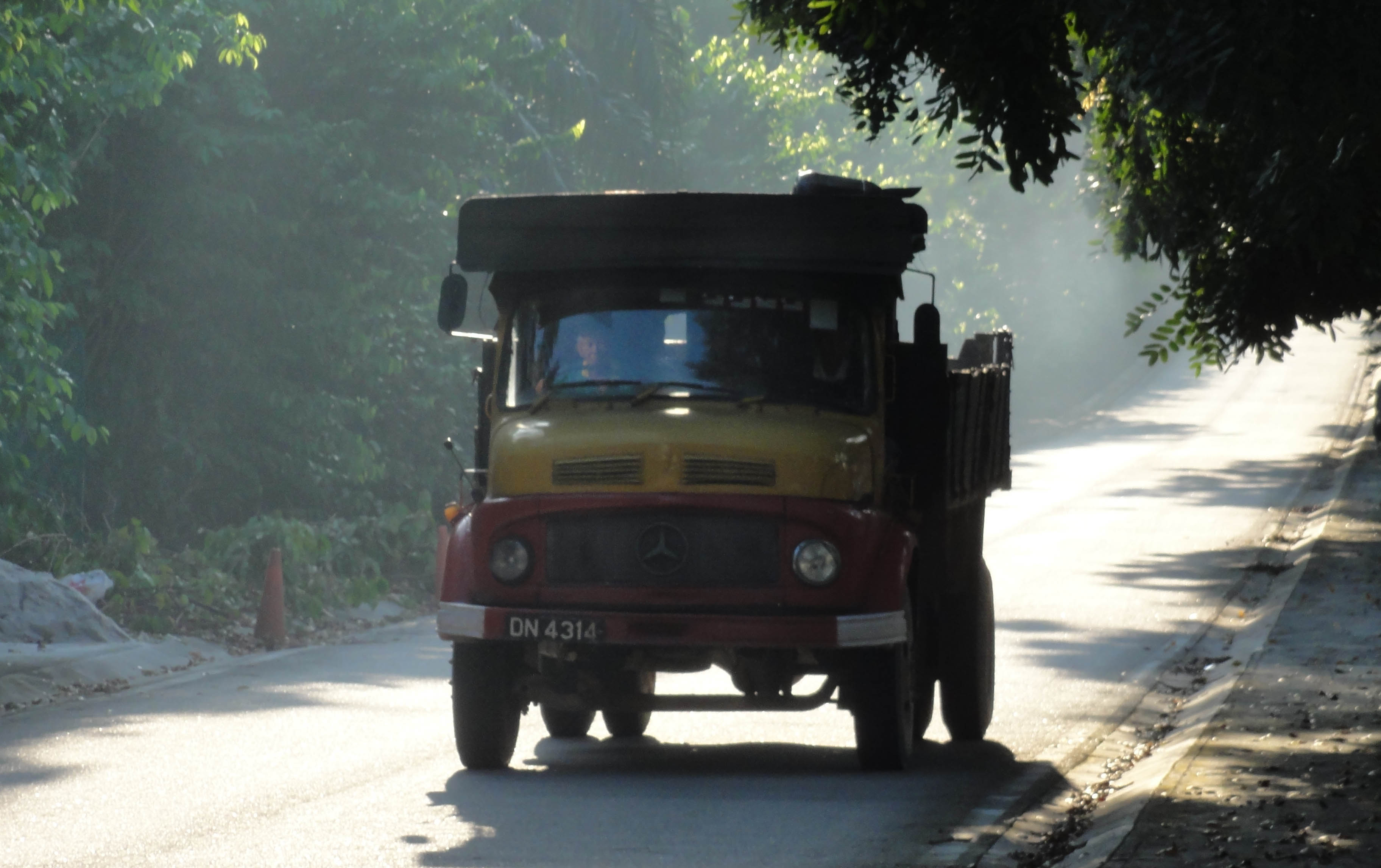 Old workhorse lorries of Malaysia | arleneanddennis