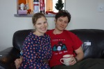 2013 Dec 26 - Linde & Chris
