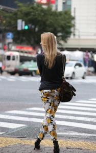 June 10 - Shibuya scramble crossing109