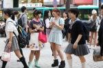 June 10 - Shibuya scramble crossing89