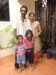 2011 Oct. 26 - Murali's Family1