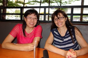 2014 July 04 - Sow Fong & Arlene2
