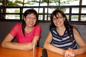 2014 July 04 - Sow Fong & Arlene2