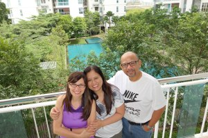 2014 July 06 - Arlene, Hani & Yazid2
