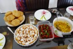 2014 June 26 - lunch at Ranju's1