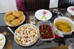 2014 June 26 - lunch at Ranju's1