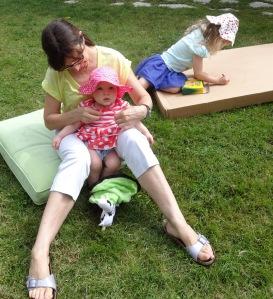 2014 Aug 05 - Arlene, Josie & McKay1cropped
