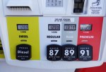 2014 Aug 05 - gas prices at Canadian Tire
