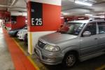 car park at Publka Mall, Kuala Lumpur
