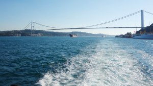 Oct 01 - Bosphorus cruise30