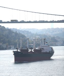 Oct 09 - cruising the Bosphorus Straits20