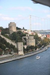 Oct 09 - cruising the Bosphorus Straits31
