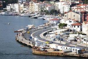 Oct 09 - cruising the Bosphorus Straits41