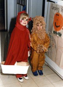 1985 Hallowe'en - L & M027