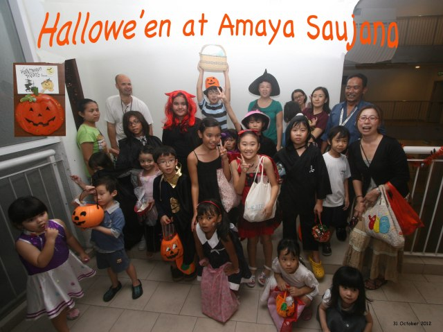 2012 Oct 31 - Hallowe'en at Amaya Saujana