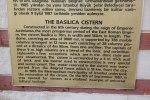 Sept 30 - Basilica Cistern01
