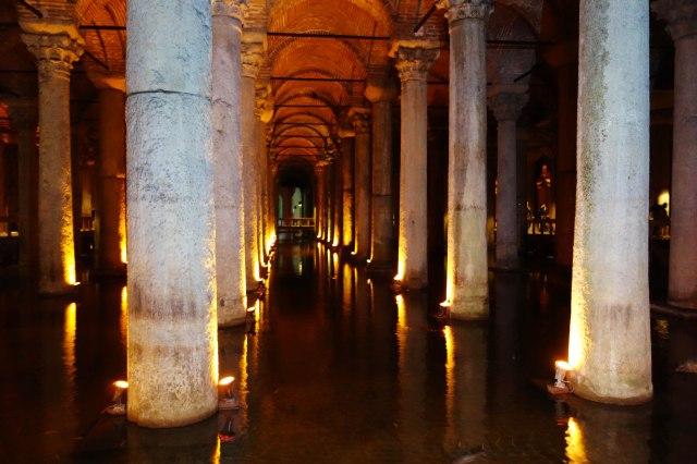Sept 30 - Basilica Cistern02