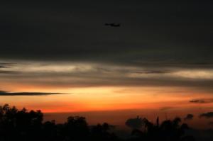 2014 Apr 07 - Firefly flying over Saujana lowres