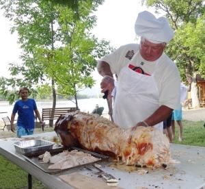 2014 Aug 10 - Fr Bill's Pig Roast19