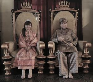 2014 May 17 - Arlene & Dennis at Istana Maimoon5