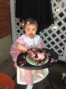 2014 May 30 - Arcadia's birthday