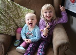 2014 Oct 16 - Josie & McKay5