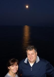 Oct 07 - on board Constellation33
