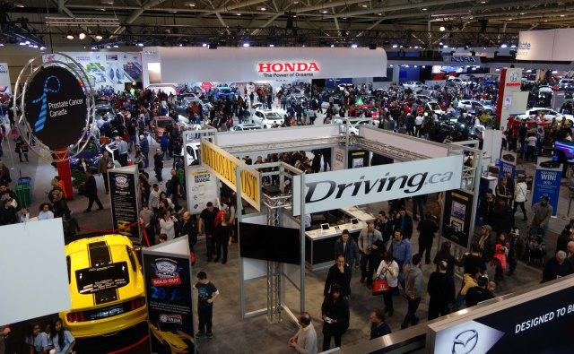 2015 Feb 16 - Toronto Car Show23